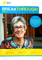 Cancer Council - Breakthrough Bulletin